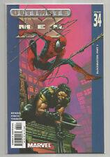 Ultimate X-Men # 34 * Near Mint * Brian Michael Bendis and David Finch