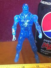 SHOCKER BLUE TRANSPARENT Spider-Man Spiderman Marvel Action Figure Official Toy