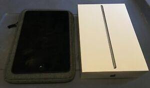 Apple iPad Mini 5th Generation 64GB, Wi-Fi, 7.9in - Space Gray