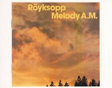 CD RÖYKSOPPmelody a.m.2001 VG++ (B0923)