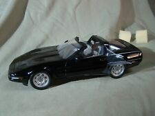 Danbury 1996 Chevy Corvette Coupe Black  Limited Edition  *Mint in Box*