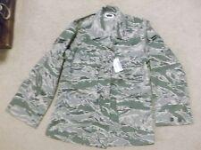 USAF ABU WOMAN'S UTILITY TOP COAT SIZE 8S NWT