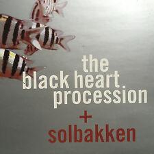 THE BLACK HEART PROCESSION + SOLBAKKEN - IN THE FISHTANK 11 LP VINYL FREE P&P UK