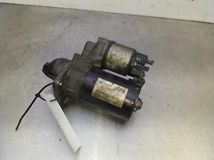 VAUXHALL ASTRA J 2013 1.4 Petrol Starter Motor