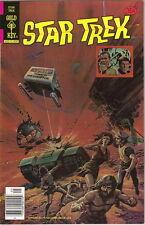 Star Trek Classic TV Series Comic Book #52, Gold Key Comics 1978 VERY FINE+