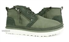 UGG Neumel Zip MLT Military Green Shoes Mens Size 12 *NIB*