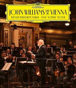 Anne-Sophie Mutter John Williams Wiener Philha - Live In Vienna (NEW BLU-RAY)
