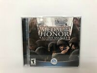 Medal of Honor Allied Assault PC Game **Disc 2 Only** Bonus Spearhead Expansion