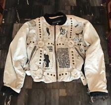 Calugi E Giannelli Bomber Jacket Vintage Size Medium
