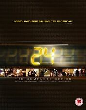 24 Series 1 - 9 Complete Seasons Dvd Box Set New/Sealed