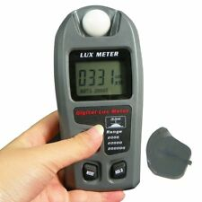 Digital Light Meter LCD Luxmeter Lux/fc Luminometer Photometer Tester Camera