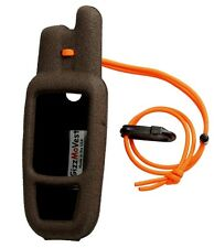 Garmin Rino 655t 650 Case Holster Heavy-Duty Made in the USA by GizzMoVest, Cof