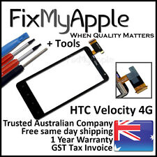 HTC Velocity 4G Genuine Glass Touch Screen Digitizer Raider Replacement Tools