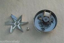 Genuine Rangemaster Liesure Fan Oven Motor & Mounting Plate Assembly A097769