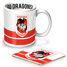 St George Illawarra Dragons Mug & Coaster