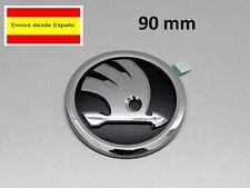 Nuevo Skoda Insignia Emblema 90 Mm, Para Octavia Fabia super B logo