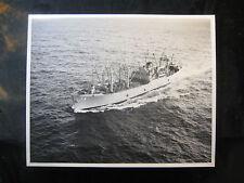 Vintage US Navy 8 x 10 Press Photo USS Mount Baker AE-4 Pacific Fleet 085