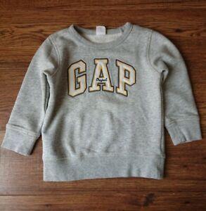 Gap grey sweatshirt jumper age 2 years