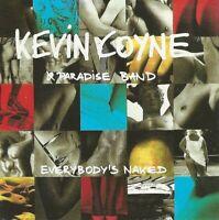 Kevin Coyne & Paradise Band    Everybody's naked  CD  neu