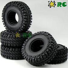 5 Stück RC 1/10 115mm 1.9 Crawler Reifen Tires For RC4WD Axial 1.9 Beadlock Rims
