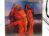 THE JONES GIRLS At Peace With Woman LP AL36767 (CBS Records, 1980) VG+ c VG/VG+