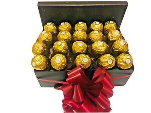Chocolate Ferrero Rocher Gift Box Hamper Bouquet Sweets Cadbury Christmas