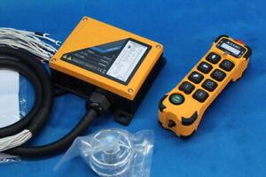 JUUKO 800 RADIO REMOTE CONTROL PANEL WIRELESS FOR  EOT CRANES TOWEL CRANE