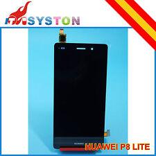 PANTALLA COMPLETA PARA HUAWEI ASCEND P8 LITE LCD + TACTIL NEGRA