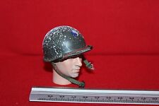 DID 1:6th SCALA ww2 U.S. ARMY radio operatore EDIZIONE SPECIALE Casco da Paul