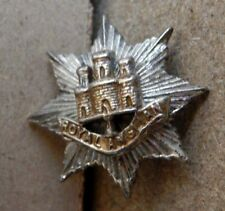 1970's Royal Anglian Regiment Officers Collar Badge Genuine