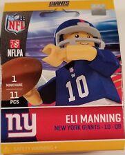 New Eli Manning #10 New York Giants OYO Minifigure w/ Free US Shipping !!!