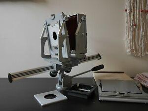 "Graflex Monorail 5x4"" Camera Large Format"