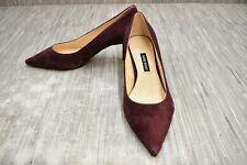 **Nine West Arlene Pointy Toe Pump, Women's Size 6.5M - Plum Purple NEW
