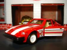 82 DATSUN 280ZX LIMITED EDITION 1/64 MB NISSAN WHITE LACE WHEELS HIGHLY DETAILED