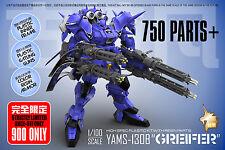 CHILOY TOYS 1/100 YAMS-130B GREFIER Gundam model resin + plastic sci fic robot