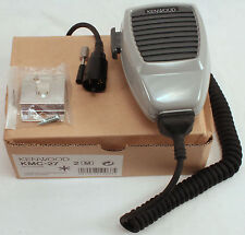 NEW - OEM - Kenwood KMC-27 Noise Canceling Mobile Mic TK690 TK790 TK890 TK5710