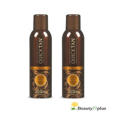 Body Drench Quick Tan Instant Self Tanning Medium Dark Spray 6 oz (Pack of 2)