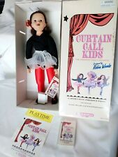 Vintage Doll Curtain call kids The Greatest Doll On Earth A Horsman Production