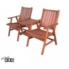 NEW Jack N Jill Solid Timber Chair Outdoor $0 - $899