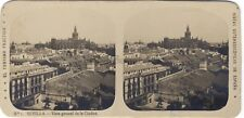 Valencia Valence Espagne Stereo A. Martin Vintage Argentique N8