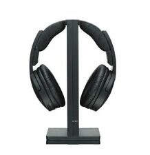 Sony - Wireless FM Over-the-Ear Headphones - Black MDRRF985RK