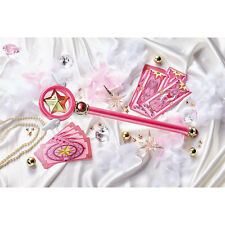 Cardcaptor Sakura - Star Wand & Sakura Card cosplay toy [TAKARA Tomy] 2017 Japan