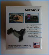 MEDION MD 43410 Kfz-Smartphonehalterung / Universal - Halter Handy Smartphone