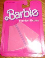 1984 VINTAGE MATTEL BARBIE DOLL  FASHION EXTRAS PINK SKIRT