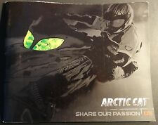 2005 Arctic Cat Snowmobile Sales & Accessories Brochure 48 Pages (621)