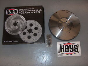 Hays 1986-1993 Chevy Steel Billet Steel 153 Tooth Flywheel External Bal 10-530