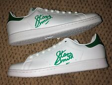 NEW STAN SMITH SIGNED ADIDAS SHOES AUTOGRAPH JSA TENNIS MENS 11 WITH BOX MR. NWT