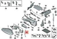 Genuine BMW F32 F33 F36 418d 418i 420d 420dX Trim Sport Line Left 51117432619