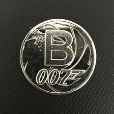James Bond B 10p Coin 2018
