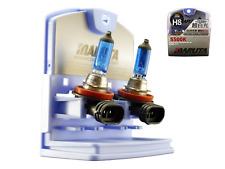 MARUTA MTEC H8 35W Halogen Glühlampen Set / SUPER WHITE MT-481  Xenon Look 5500K